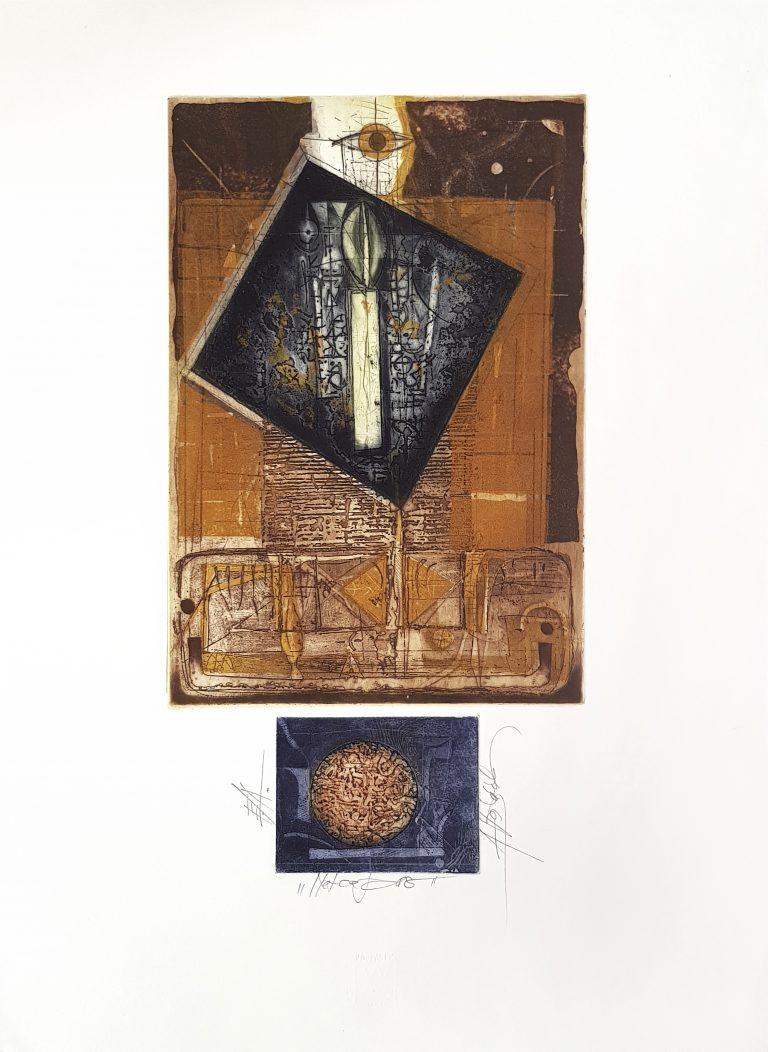 Netcepas, Alexej Vojtášek, akademický maliar, Galéria AVE, rámovanie