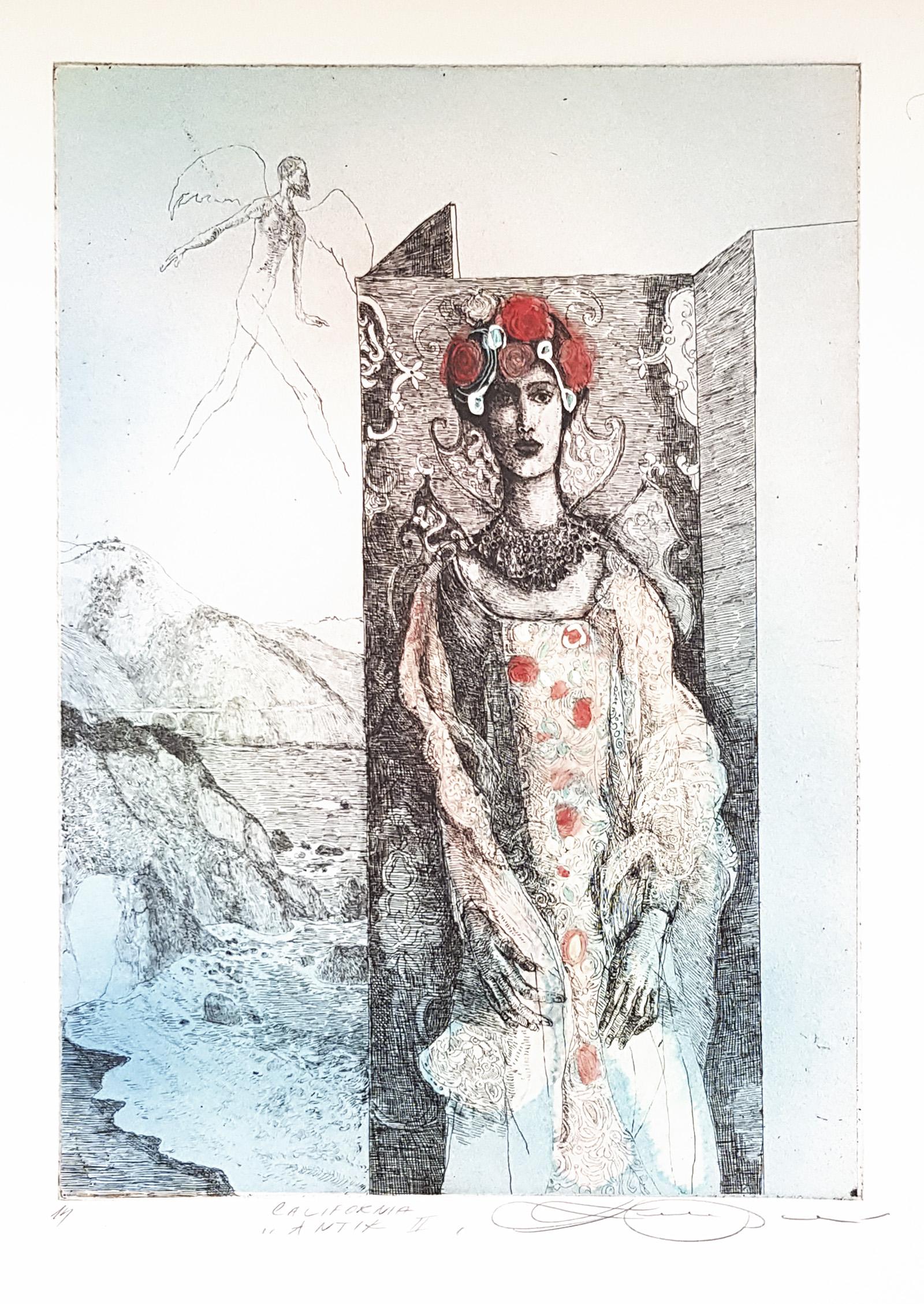 California Antik II, Katarína Vavrová, Galéria Ave, Rámovanie