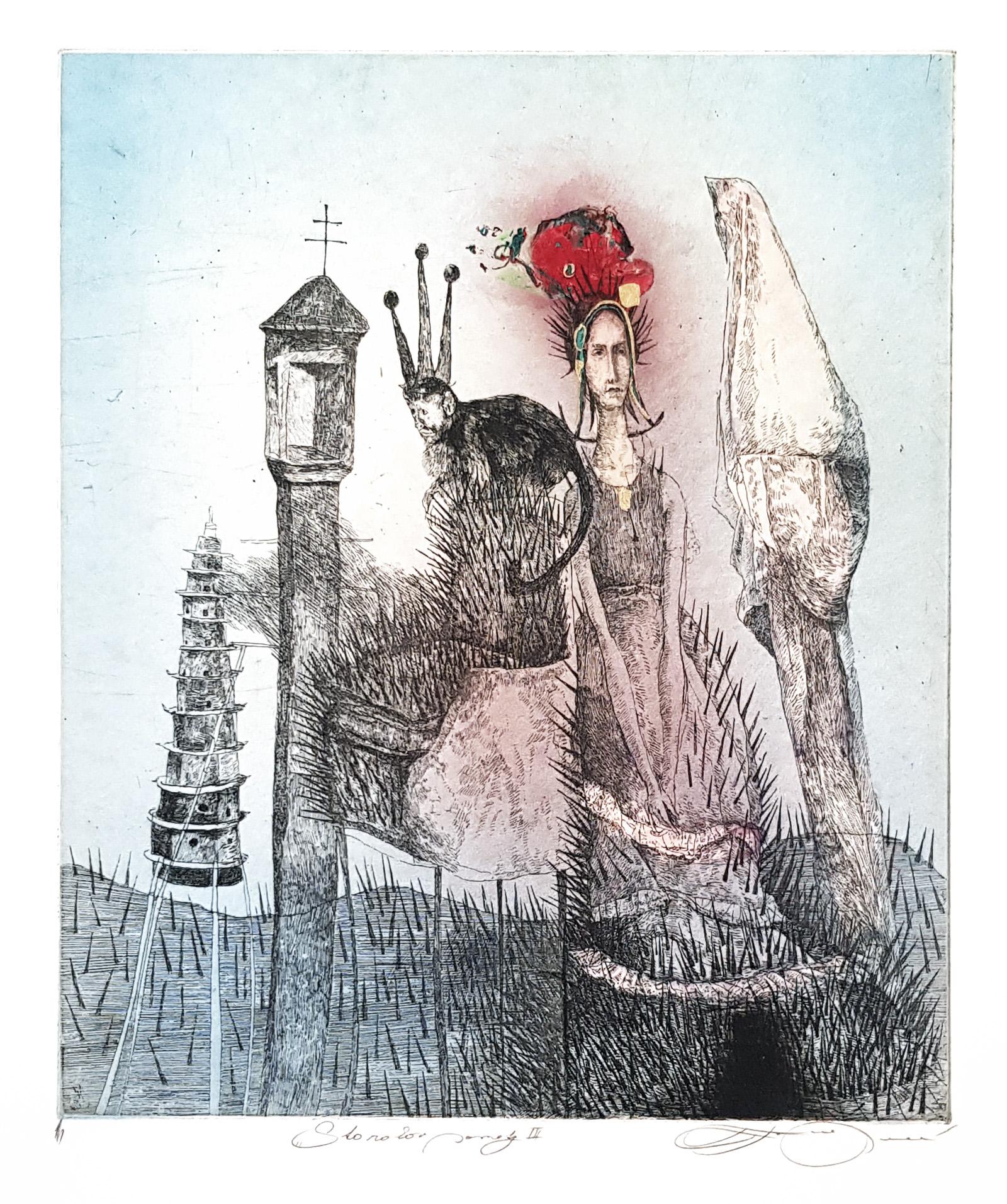 Sto Rokov Samoty, Katarína Vavrová, Galéria Ave, Rámovanie