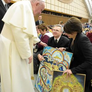 Naše rámy aj u pápeža, Galéria AVE, Ateliér VIKI